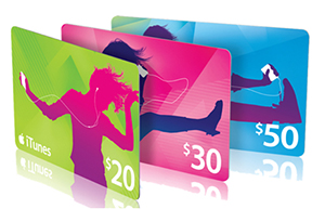 iTunes Gift Card USD