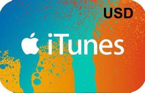 iTunes USD